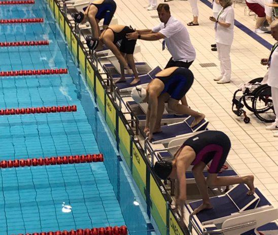 Nachgereicht: Bericht von den Internationalen Deutschen Meisterschaften im Para-Schwimmen