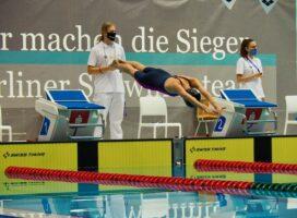 IDM Berlin 2020 – Pia Huppertz zu ihrem ersten Wettkampf seit acht Monaten