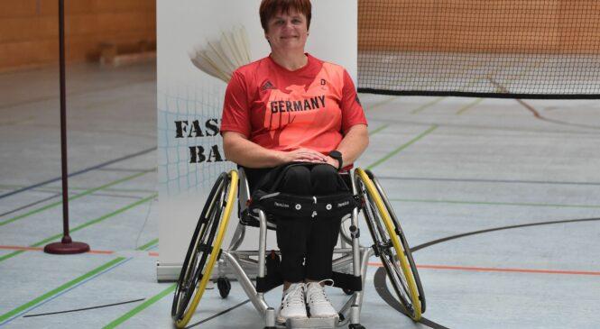 Valeska Knoblauch setzt sich in Vorrunde gegen Elke Rongen durch.
